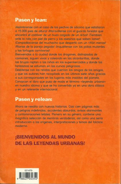 "2006: ""Leyendas urbanas"" 